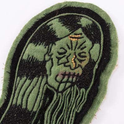 Zombie Woman Patch