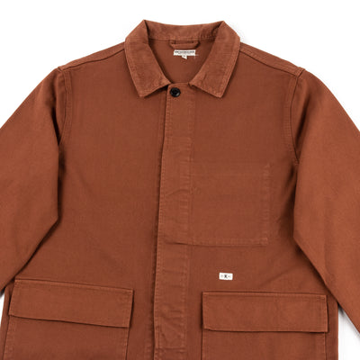 Twill Field Jacket - Sierra