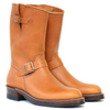 [Pre-order for September 2021 Delivery] Engineer Boots - Badalassi Cognac