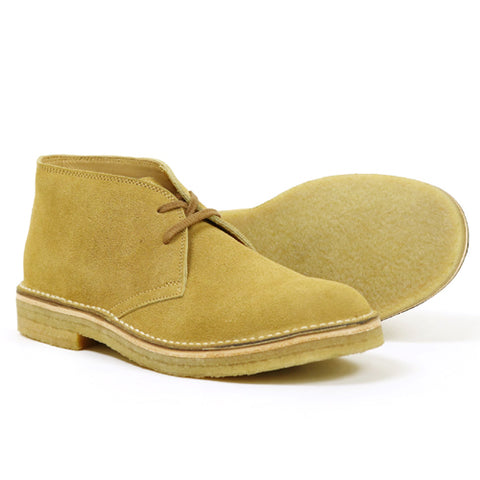 [Pre-order for August 2018 Delivery] Desert Boots - Sand