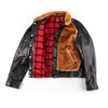 Baloo Jacket - Two Tone Leather