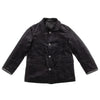 Corduroy Hunting Jacket - Black