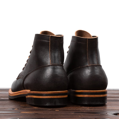 Front Range Boot - Black Teacore Leather