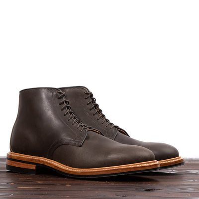 Derby Boot - Clove Oiled Calf - 2020