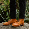 Service Boot - Tochigi Natural Cowhide - 1035