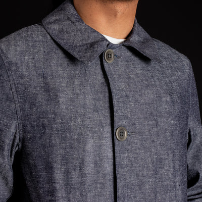 Chambray Shop Coat