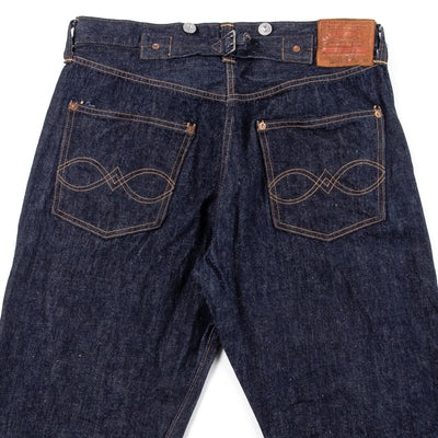 Duck Digger DD-1004XX (1922 Model) Denim