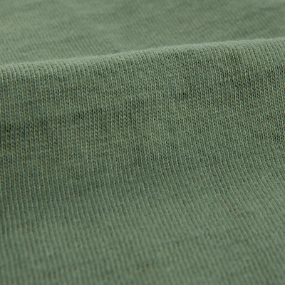 Slub Cotton Tee - Green
