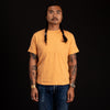 Slub Cotton Tee - Orange
