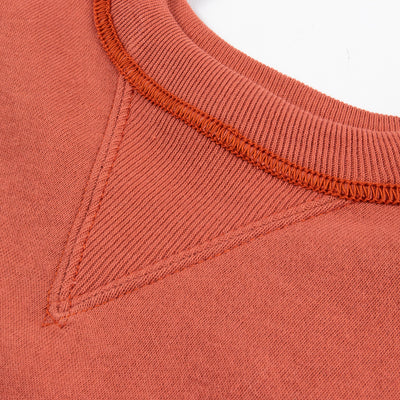 Loopwheel Sweatshirt - Salmon