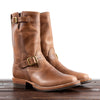 Wesco Mister Lou Engineer Boot - Natural CXL - Standard & Strange