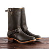 Wesco S&S x Wesco Quick Striker Engineer Boot - Olive Waxed Flesh - Standard & Strange