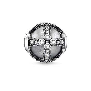 Thomas Sabo Silver Royalty Karma Bead