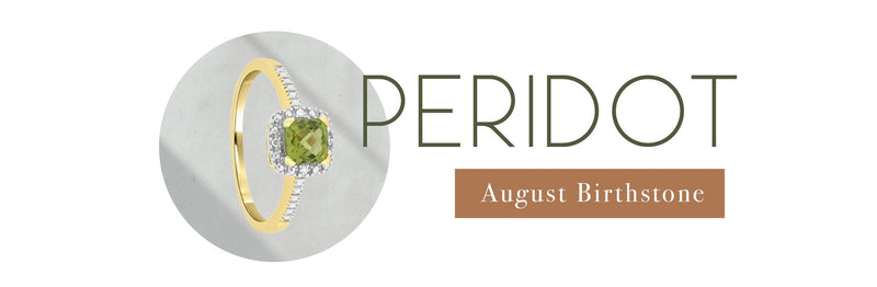 What the August Birthstone, Peridot, Says About You