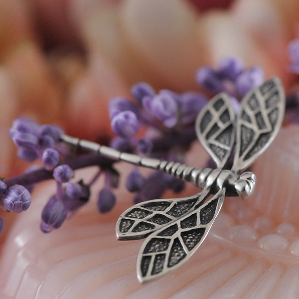 Dragon-Fly Brooch