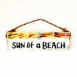 Sun Of A Beach Sign - Nautical - Wood Sign