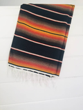 Nomad Adventure Blanket l Mexican Blanket l Throw Blanket