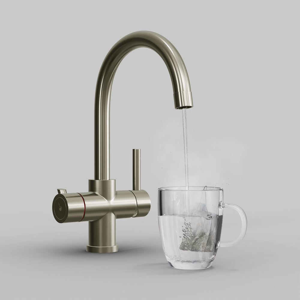 Fohen Furnas Brushed Nickel Boiling Water Tap