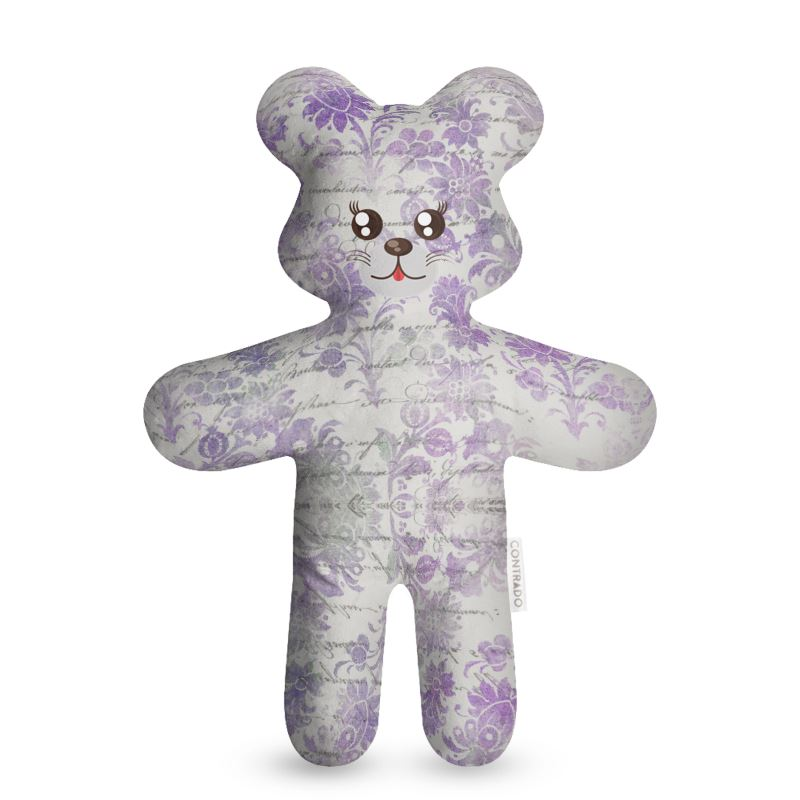 Custom Teddy Bear for babies and toddlers, made in UK