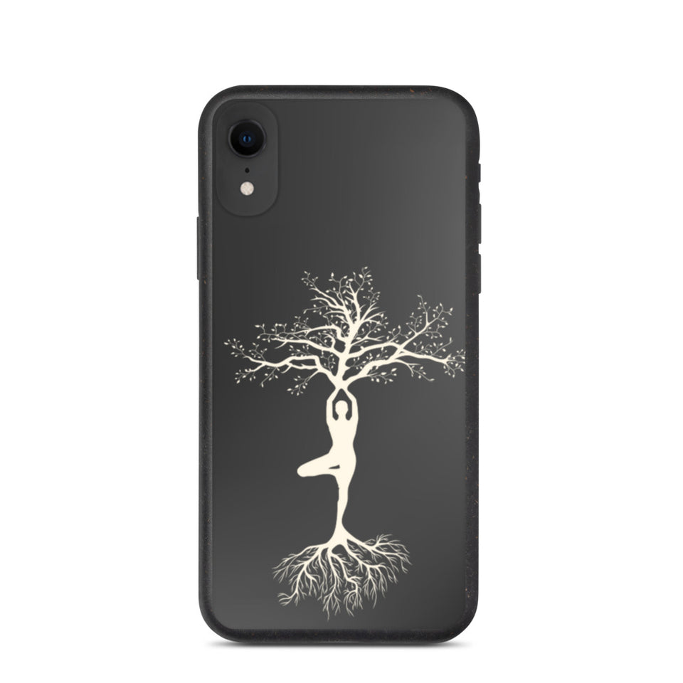 Tree of Life iPhone Anti-shock and Eco-Friendly Case, made in EU