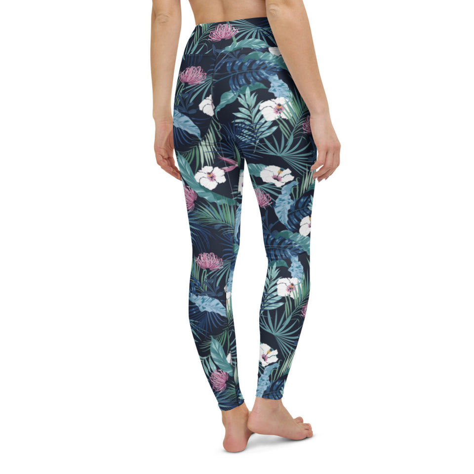 """Forest Meadow"" Leggings, Stretchy and Comfortable, Printing Boutique"