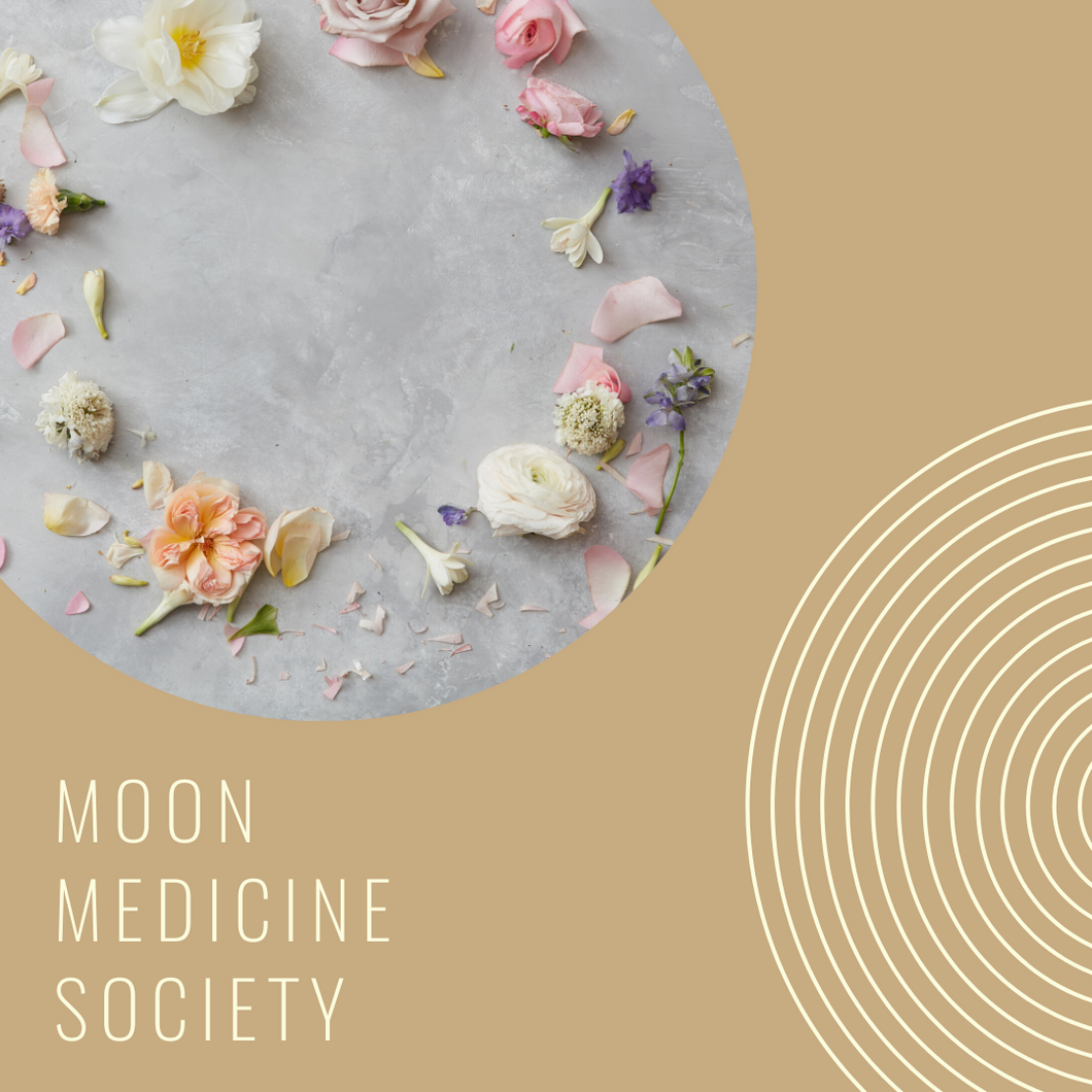 Moon Medicine Society [Monthly Circle Membership]