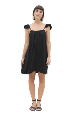 """WINGS"" SHORT DRESS"