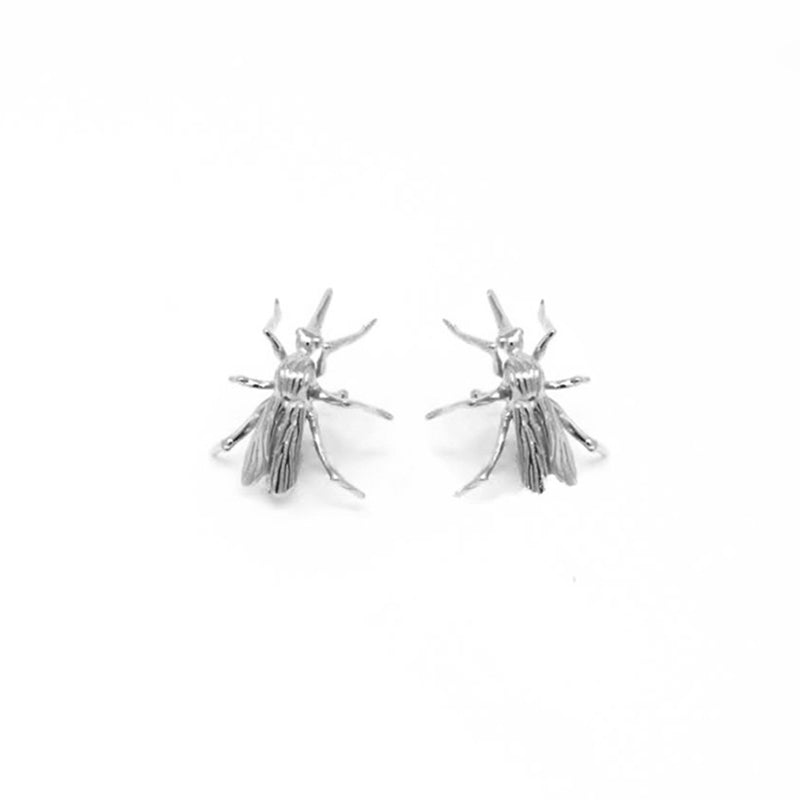 ¨MOSQUITO¨ GOLD EARRINGS