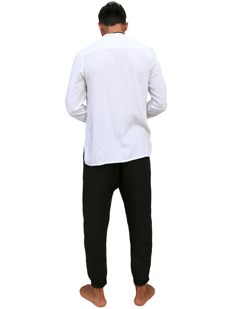 """FLOW"" BLACK PANTS"