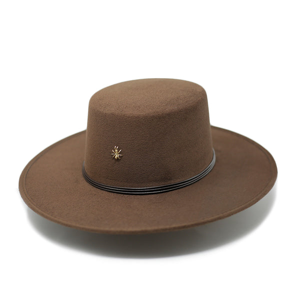 ¨TULUM¨ BROWN HAT