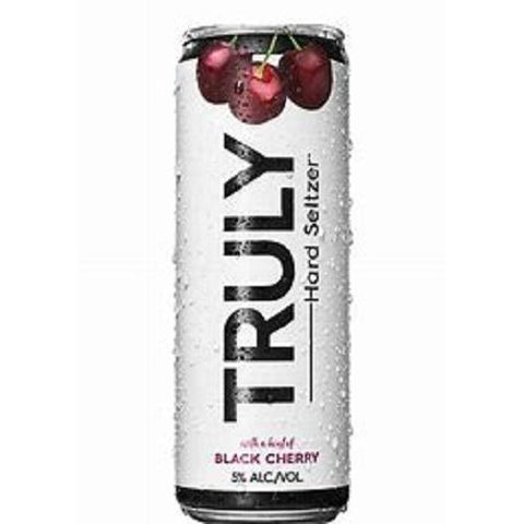 Truly Hard Seltzer, Black Cherry