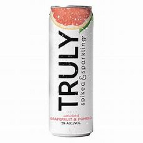 Truly Hard Seltzer, Grapefruit