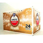 Amstel Light, bottles