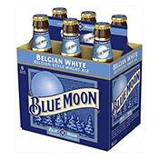 Blue Moon, bottles
