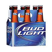Bud Light, bottles