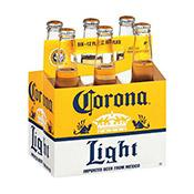 Corona Light, bottles