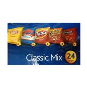 Chips, Variety pack, 1.75 oz bags
