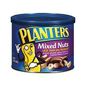 Mixed Nuts, Planters