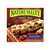 Granola Bars, Chewy, Fruit & Nut, box of 6