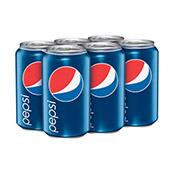Pepsi, cans