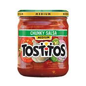 Salsa, Medium, Chunky, Tostitos
