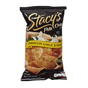 Pita Chips, Parmesan Garlic & Herb, Stacy's