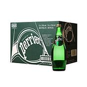 Perrier, 25 oz bottles