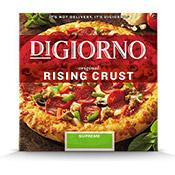 Pizza, Supreme, DiGiorno Rising Crust