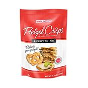 Pretzel Crisps, All Natural, Everything