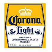 Corona Light, cans