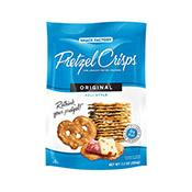 Pretzel Crisps, All Natural, Original