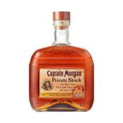 Captain Morgan Spiced Rum, Private Stock, 1 ltr
