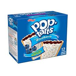 Pop-Tarts Frosted Blueberry