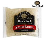 Sauerkraut, Boar's Head